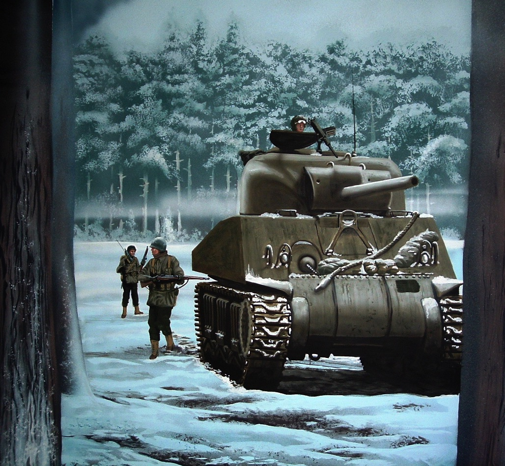 Cantigny-First-Division-Museum-mural-4-Paul-Barker