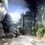 Denver-Zoo-Asian-Tropics-murals-Paul-Barker-Googleplex