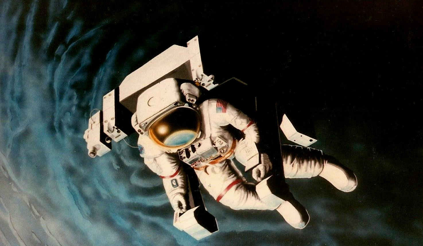Museum-of-Science-and-Industry-space-center-murals-Paul-Barker