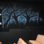 Audubon-Insectarium-night forest-mural-Paul-Barker-Googleplex