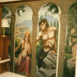Bathroom-mural-Paul-Barker-of-Googleplexmurals