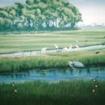 Chincoteague-Visitor-Center-murals-by-Paul-Barker