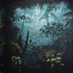 Henry-Vilas-Zoo-aviary-mural-by-Paul-Barker