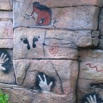 Henry-Vilas-Zoo-train-tunnel-petroglyphs-by-Paul-Barker