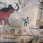 Henry-Vilas-Zoo-train-tunnel-petroglyphs7-by-Paul-Barker