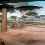 Milwaukee-Zoo-Lion-House-mural-by-Paul-Barker