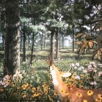 Peggy-Notebaert-Museum-forest-mural-4-Paul-Barker