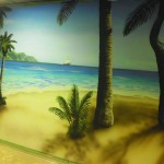 Residential-tropical-palm-beach-mural-2-Paul-Barker-Googleplex