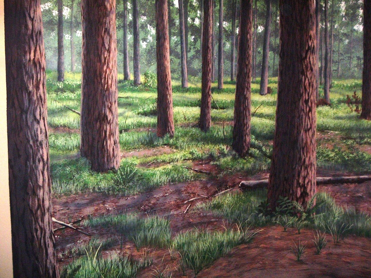 Tryon-Palace-pine-forest-mural11-Paul-Barker