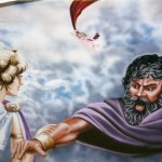 Greek-Restaurant-Zeus-mural-Paul-Barker