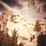 Mural-Mount-Rushmore-Statue-of-Liberty-detail-Paul-Barker