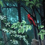 Pennypack-Environmental-Center-mural-bird-detail-Paul-Barker