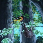Pennypack-Environmental-Center-mural-birds-Paul-Barker