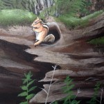 Wissahickon-Treehouse-murals-by-Paul-Barker-chipmunk